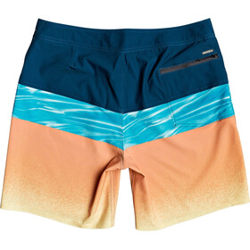 Quiksilver Highline Hold Down 18 Pantaloncini sport acquatici Uomo, majolica blue